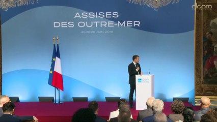 Présentation du Livre Bleu - Discours du Président de la République