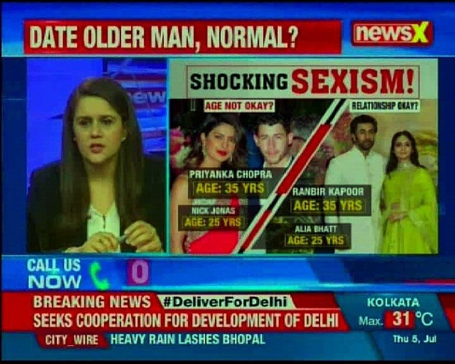 Alia Ranbir Vs Priyanka Nick Social Media Abuzz With 10 Year Age
