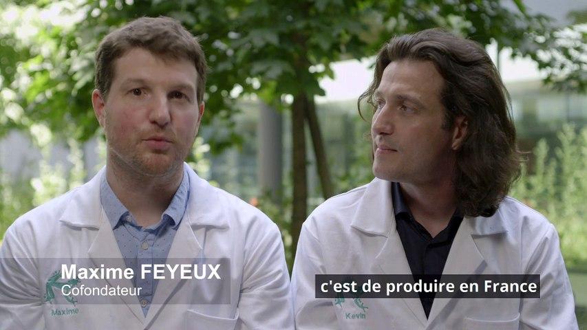 TREEFROG - Grand Prix coup de cœur du jury i-Lab 2018