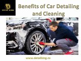 Benefits of Car Detailing and Cleaning | Auto Detailing and Car Cleaning