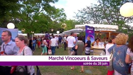 Soiree fête de l'Oenotour - Marché Vincoeurs & Saveurs