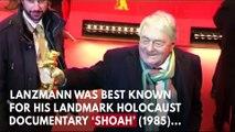 'Shoah' Director Claude Lanzmann Dies At 92