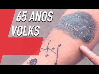 HISTÓRIAS POR TRÁS DOS 65 ANOS DA VOLKSWAGEN