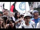 Protesto dos estudantes - Rede TVT