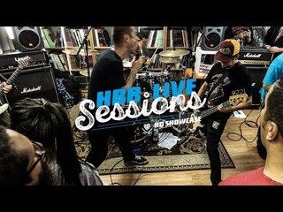Garage Fuzz: HBB Live Sessions