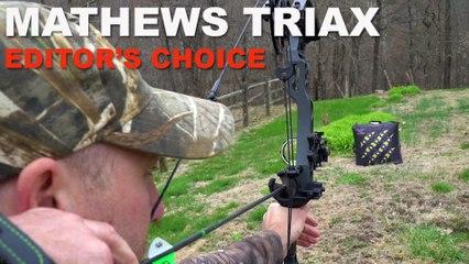 Bow Test: Mathews Triax