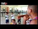 Boxe da Paz em Mogi das Cruzes - Rede TVT
