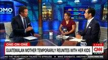 Guatemalan Mother Temporarily Reunites with her kids, Speaks to Chris Cuomo on Chris Cuomo Prime Time #CNN #BreakingNews #Immigration #USMexicoBorder #FoxNews #ABC #Guatemala #Mexico