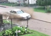 Flash Flooding Fills Pittsburgh Streets as More Rain Forecast