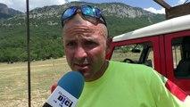 Alpes-de-Haute-Provence : de nombreux accidents au pont du Galeta
