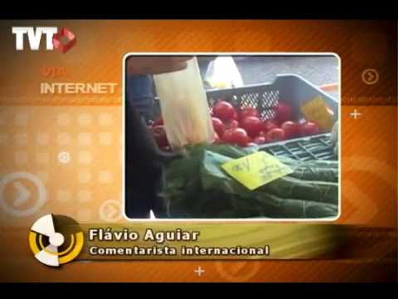 Flávio Aguiar fala sobre o surto de contaminação pela bactéria E. Coli - Rede TVT