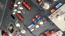 Démarrer un avion Boeing 737 : 200 boutons à déclencher !