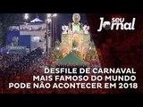 Escolas de Samba ameaçam cancelar carnaval do Rio