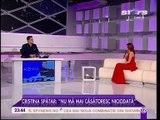 CRISTINA SPATAR (agentul vip - tv show) 1.november.2016