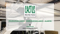 Cactus Protection, télésurveillance, vidéosurveillance et alarme à Lamorlaye.
