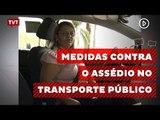 Em MG, cresce uso de aplicativo de táxi para o público feminino