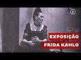 Fotos do acervo de Frida Kahlo em exposição em São Paulo