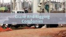 All Terrain Crane Rental,Mobile Crane Rental - VA Crane Rental