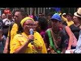 Entidades de moradia ocupam as ruas para cobrar recursos de Alckmin