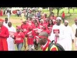 """Movimento """"Devolvam nossas meninas"""" marcha na Nigéria"""
