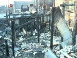 Moradores da Favela do Moinho enfrentam segundo incêndio em menos de um ano