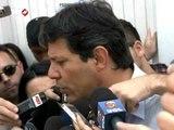 Eleições SP: Haddad e Serra saem em busca de apoio para o 2º turno