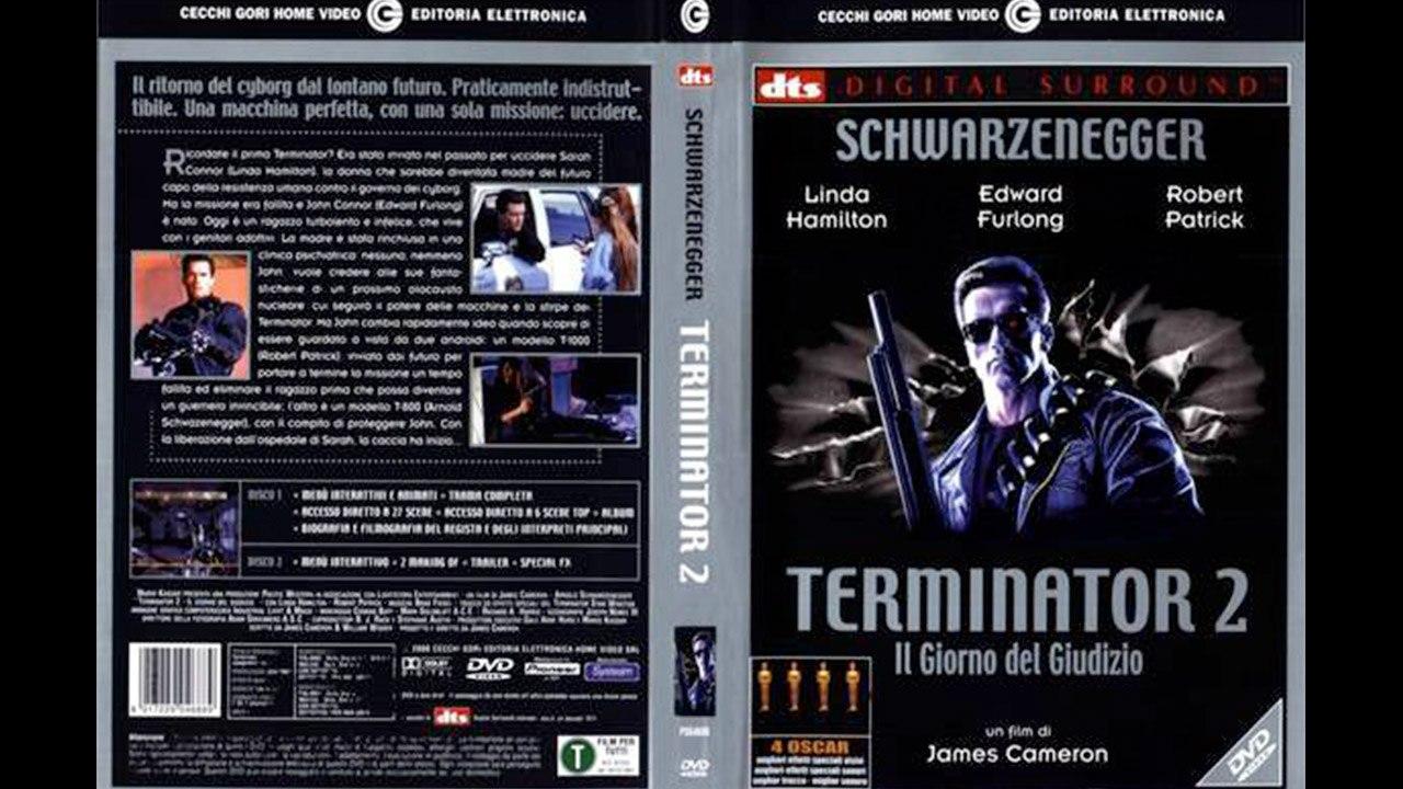 Terminator 2 - Il Giorno Del Giudizio 1991 italiano Gratis (HD 720p) -  Video Dailymotion