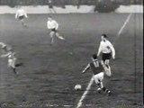 1960 CECC 8ème aller BURNLEY REIMS 2-0, le 16/11/1960