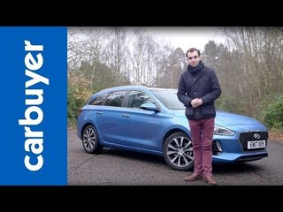 Hyundai i30 Tourer 2018 in-depth review - Carbuyer
