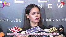[vietsub] Yaya trả lời về mối quan hệ với Nadech - Interview 20.03.18