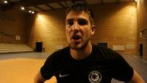 ALF - Pont de Claix Futsal réactions