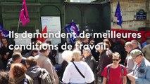 """""""Un ras-le-bol un peu général"""" : les agents des catacombes de Paris dénoncent leurs conditions de travail"""