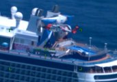Helicopter Evacuates 83-Year-Old From Cruise Ship 160 Miles Off North Carolina Coast