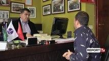 Report TV - Bllokimi i kushtetueses, intervista me kreun e avokatëve penalistë, Saimir Vishaj