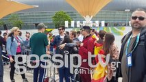Eurovision 2018: Το μήνυμα του Τσέχου Mikolas Josef για την Ελένη Φουρέιρα