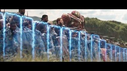 AVENGERS INFINITY WAR Thor Arrives In Wakanda Fight Scene Trailer (2018) Superhero Movie Trailer HD Furious Trailer