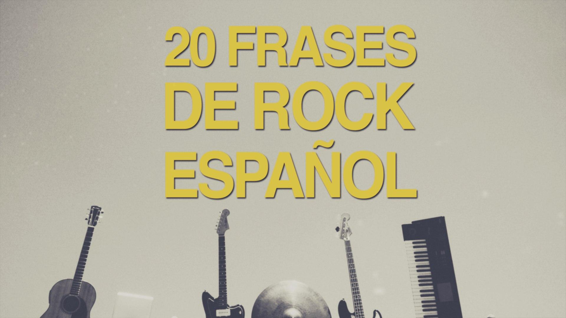 20 Frases De Rock En Español El Rock Hecho En Casa