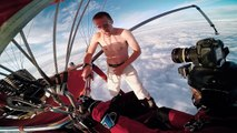 Skydiving Without Parachute - Antti Pendikainen