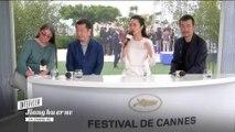 Jia Zhang-Ke et son casting nous parlent des Eternels - Cannes 2018