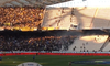 Επεισόδια στον τελικό Κυπέλλου Ελλάδας