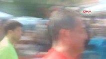 Çanakkale Bozcaada'da Binlerce Kişi Maratona Katıldı