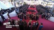 La montée des marches 100% féminine et le discours de Cate Blanchett et Agnès Varda - Cannes 2018