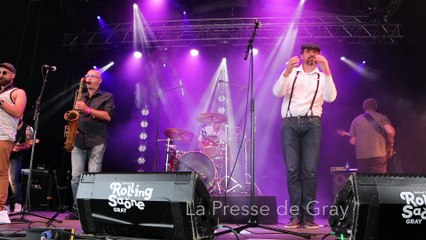 Rolling Saône 2018 : Pocketfull of Funk