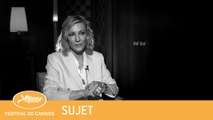 CATE BLANCHETT, MEILLEUR SOUVENIR DE CANNES- CANNES 2018 -SUJET - VF