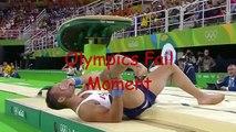 Best Olympic Fails Funny Moment Compilation - Funniest Fails Olympics - Epic Fails Gymnastics Ever#6