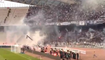 Επεισόδια οπαδών του ΠΑΟΚ στον τελικό Κυπέλλου