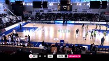 LFB 17/18 - Playdowns J6 : Mondeville - Hainaut Basket