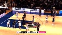 LFB  17-18 - Class. 5-8 belle : Basket Landes - Nantes Rezé