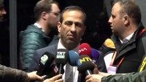 Malatyaspor Kulübü Başkanı Adil Gevrek - İSTANBUL