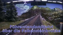 Modellbahn Führerstandsmitfahrt und Sonderfahrt im Schattenbahnhof im Hans-Peter Porsche TraumWerk - Ein Video von Pennula zum Thema Modelleisenbahnanlage und Modellbahnausstellung